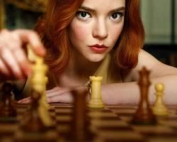 Anya Taylor-Joy, Gambit królowej