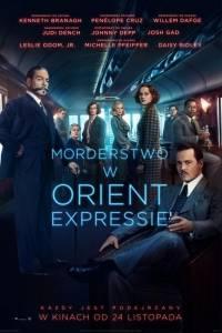 Morderstwo w orient expressie online / Murder on the orient express online (2017) | Kinomaniak.pl