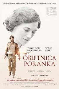 Obietnica poranka online / La promesse de l'aube online (2017)   Kinomaniak.pl