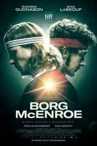 Borg/mcenroe. między odwagą a szaleństwem online / Borg mcenroe online (2017) | Kinomaniak.pl
