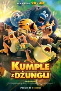 Kumple z dżungli online / Les as de la jungle online (2017) | Kinomaniak.pl