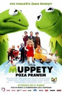 Muppety: poza prawem online / Muppets most wanted online (2014)   Kinomaniak.pl