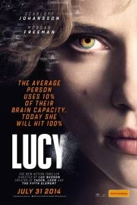 Lucy online (2014)   Kinomaniak.pl