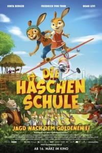 Zając max ratuje wielkanoc online / Die häschenschule: jagd nach dem goldenen ei online (2017)   Kinomaniak.pl