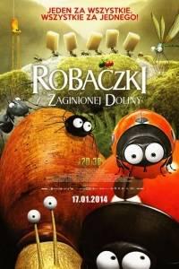 Robaczki z zaginionej doliny online / Minuscule - la vallée des fourmis perdues online (2014) | Kinomaniak.pl