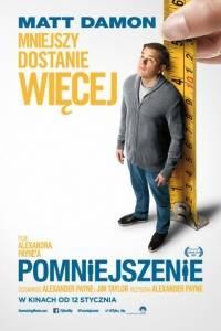 Pomniejszenie online / Downsizing online (2017)   Kinomaniak.pl