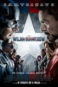 Kapitan ameryka: wojna bohaterów online / Captain america: civil war online (2016) | Kinomaniak.pl