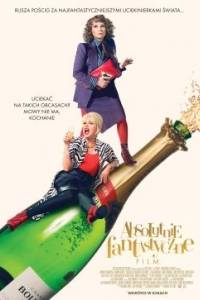 Absolutnie fantastyczne: film online / Absolutely fabulous: the movie online (2016) | Kinomaniak.pl