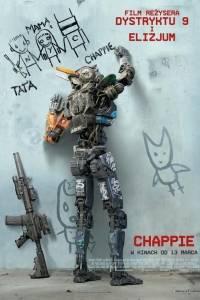 Chappie online (2015) | Kinomaniak.pl