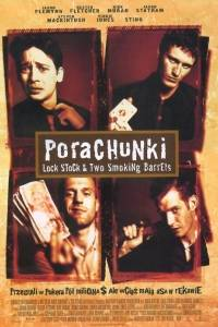 Porachunki online / Lock, stock and two smoking barrels online (1998) | Kinomaniak.pl