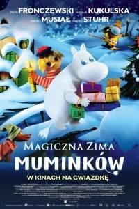 Magiczna zima muminków online / Muumien joulu online (2017)   Kinomaniak.pl