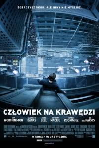 Człowiek na krawędzi online / Man on a ledge online (2012) | Kinomaniak.pl