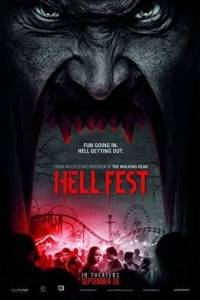 Hell fest online (2018) | Kinomaniak.pl