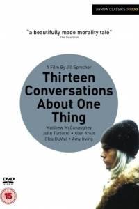 Trzynaście rozmów o tym samym online / 13 conversations about one thing online (2001)   Kinomaniak.pl