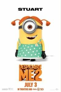 Minionki rozrabiają online / Despicable me 2 online (2013)   Kinomaniak.pl