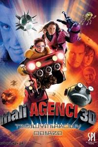 Mali agenci 3d: trójwymiarowy odjazd online / Spy kids 3-d: game over online (2003)   Kinomaniak.pl