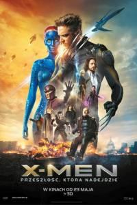X-men: przeszłość, która nadejdzie online / X-men: days of future past online (2014)   Kinomaniak.pl