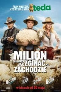 Milion sposobów jak zginąć na zachodzie online / Million ways to die in the west, a online (2014) | Kinomaniak.pl