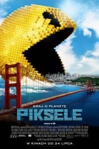 Piksele online / Pixels online (2015) | Kinomaniak.pl