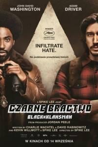 Czarne bractwo. blackkklansman online / Blackkklansman online (2018) | Kinomaniak.pl