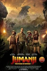 Jumanji: przygoda w dżungli online / Jumanji: welcome to the jungle online (2017) | Kinomaniak.pl