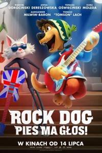 Rock dog. pies ma głos! online / Rock dog online (2016) | Kinomaniak.pl