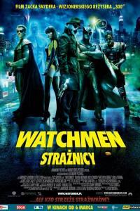 Watchmen strażnicy online / Watchmen online (2009)   Kinomaniak.pl