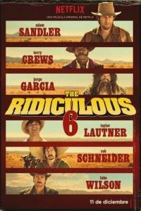 Ridiculous 6, the online (2016) | Kinomaniak.pl
