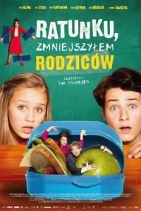 Ratunku, zmniejszyłem rodziców online / Hilfe, ich hab meine eltern geschrumpft online (2018)   Kinomaniak.pl