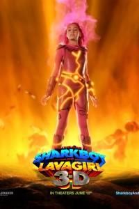 Rekin i lava: przygoda w 3d online / Adventures of sharkboy and lavagirl 3-d, the online (2005) | Kinomaniak.pl