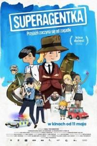 Superagentka online / Nabospionen online (2017)   Kinomaniak.pl