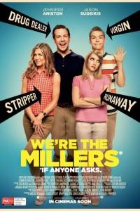 Millerowie online / We're the millers online (2013) | Kinomaniak.pl