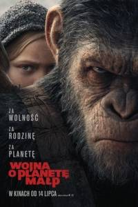 Wojna o planetę małp online / War for the planet of the apes online (2017) | Kinomaniak.pl