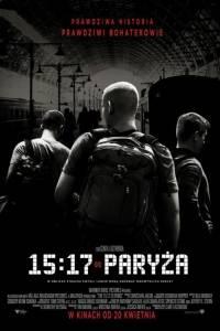 15:17 do paryża online / The 15:17 to paris online (2018) | Kinomaniak.pl