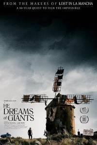 Don gilliam i olbrzymy/ He dreams of giants(2019)- obsada, aktorzy | Kinomaniak.pl