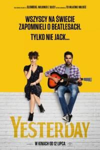 Yesterday online (2019) | Kinomaniak.pl
