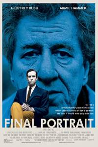 Ostatni portret online / Final portrait online (2017) | Kinomaniak.pl