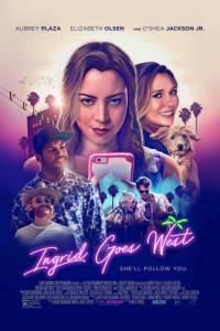 Ingrid wyrusza na zachód online / Ingrid goes west online (2017) | Kinomaniak.pl