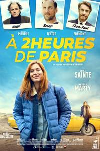 Dwie godziny od paryża online / À 2 heures de paris online (2018)   Kinomaniak.pl