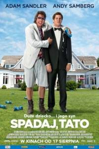 Spadaj tato online / That's my boy online (2012) | Kinomaniak.pl