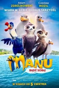 Manu. bądź sobą! online / Manou the swift online (2019) | Kinomaniak.pl