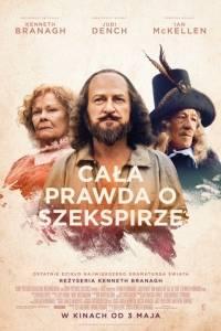 Cała prawda o szekspirze online / All is true online (2018)   Kinomaniak.pl