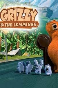 Grizzy i lemingi online / Grizzy et les lemmings online (2017) | Kinomaniak.pl