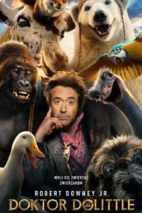 Doktor dolittle online / The voyage of doctor dolittle online (2020) | Kinomaniak.pl