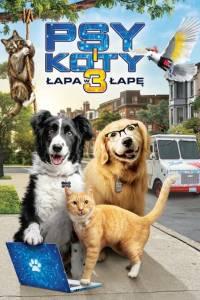Psy i koty 3: łapa w łapę online / Cats & dogs 3: paws unite online (2020) - fabuła, opisy | Kinomaniak.pl
