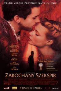 Zakochany szekspir online / Shakespeare in love online (1998) | Kinomaniak.pl