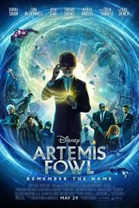Artemis fowl online (2020)   Kinomaniak.pl