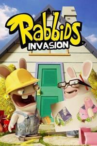 Inwazja kórlików online / Rabbids invasion online (2013-2017)   Kinomaniak.pl
