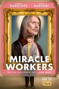 Cudotwórcy online / Miracle workers online (2019) | Kinomaniak.pl