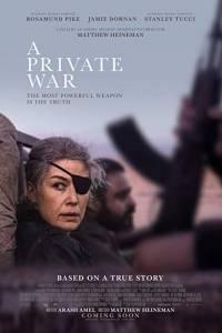 A private war online (2018)   Kinomaniak.pl